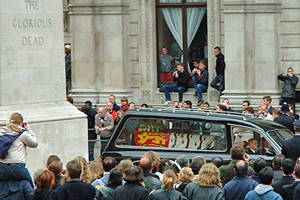 The Queen Mum's Funeral
